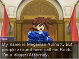 Megaman on Trial