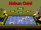Kobun Card Title Screen