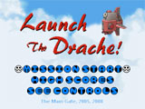 Launch the Drache Title Screen